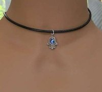 Hot Sell! 10pcs lot Tibetan Silver Hamsa Hand With Evil Eye ...