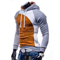 Wholesale- Men Hoodie Warm Hooded Sweatshirt Coat Jacket Dra...
