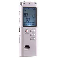 T60デジタルボイスレコーダー4 / 8GB LCDディスプレイボイスレコーディングラインオンテレビレコーダーT60 MP3プレーヤー付きのオーディオレコーダーDictaphone Pen