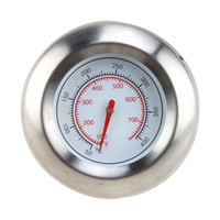 3 Inch BBQ Smoke Grill Thermometer Gauge Temp Barbecue Campi...