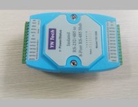 Free shipping 1x Industrial Isolated RS- 232 RS485 to 8 Port ...