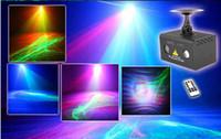 جامعة ولاية نيويورك عن بعد rg أورورا ضوء الليزر المهنية معدات الإضاءة المرحلة السماء rgb led المرحلة حزب ديسكو dj ضوء المنزل ac110-240v