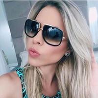 عالية الجودة نظارات شمسية للرجال الفاخرة التدرج عدسة النظارات الشمسية الرجال النساء العلامة التجارية مصمم النظارات الرجعية النظارات oculos دي سول masculino