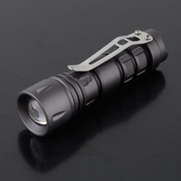 High Power 2000LM CREE XPE- Q5 LED Mini Flashlight Camping To...