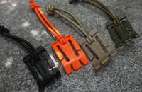 EDC GEAR Web Dominator Molle Backpack Carabiner، EDC Tool، حبل مرن حزام مشبك اللفاف