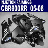 França Personalizar Feedings de Moldagem por Injeção para Honda CBR 600 RR Feeding 2005 2006 CBR600RR 05 06 CBR 600rr Bodywork V8EF