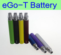 eGo T ecig batteries electronic cigarettes ego batteries wit...