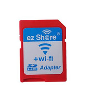 ezshare High Speed Wireless WIFI WLAN SD Card Adapter , Micr...
