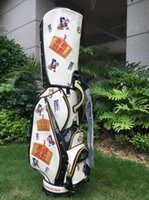 2018 new style women golf bag original limited sale golf bal...