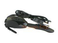 جديد أسود Bluetooth قمار سماعة سماعة لاسلكيّ سماعة رأس ل PS3 مع أمر Mirc