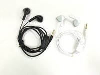 Wholesale Cheaper mic 3. 5mm White Earphone Disposable earpho...