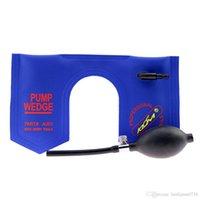 Profesyonel Çilingir Araçlar Oto Giriş Araçları Araç kilidini Mavi Hava Pompası Kama KLOM U Tipi Hava Yastığı Parça # A065