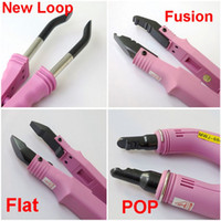 Loof Fusion Hair Extension Iron connector Keratin Bonding To...