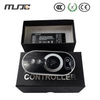 MJJC 12 V 24 V 300 W RF Kablosuz LED Dokunmatik Dimmer Tek Renk Led Şerit Işık Kontrolü için, Senkron, RJ45 Sync Portu ile