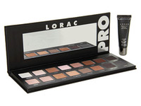 New Makeup LORAC PRO Palette 16 Colors Eyeshadow With Eye Pr...