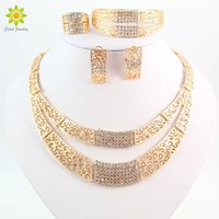 Jewelry Sets Fashion Wedding Accessories African Jewelry Set...