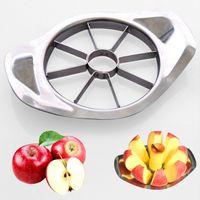 Sıcak Satış Paslanmaz Çelik Elma Corers Cut Elma Tart Dilimleme Kolay Kesici Cut Meyve Bıçağı Kesici TOP71