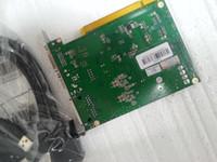 Linsn TS802D Kartka wysyłająca RGB Pełny kolor Synchroniczna Display Controller Linsn Wysłanie karty