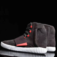 2018 New Men Boost 750 Blackout Outdoors Sneaker high qualit...