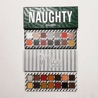 NEW Kylie Cosmetics Holiday Palettes Naughty or Nice Pressen...