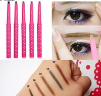 50 pcs Women Waterproof Longlasting Make up Eyebrow Pencil E...