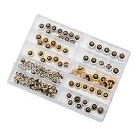 60 шт. часы Корона для Rolex медь 5.3 мм 6.0 мм 7.0 мм серебро золото ремонт аксессуары ассортимент части