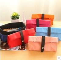 Ücretsiz Kargo / Yeni sevimli kız Kalem çantası / kalem Kozmetik çantası / kese / Toptan