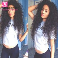 brazilian curly hair bundles with closure kinky curly hair 3...