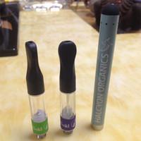 Novo E Cigarro bud bateria Nenhum botão 280 mah 3.3-4.2 V Bateria o vapor caneta broto toque CE3 atomizador com Fazer LOGOTIPO