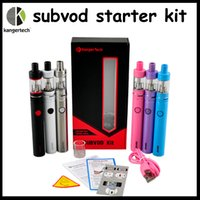 High Quality Kanger SUBVOD Starter Kit with kangerTech subta...