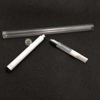 1 pc tubo PP pacote broto toque O pen CE3 kit 510 fio de óleo grosso atomizador cigarros eletrônicos vaporizador e kits cig 1.0 ml