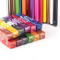 La nuovissima batteria Vision Spinner 2 II 1600mah per sigaretta elettronica e sigaretta Cig per eGo Clearomizer Vari colori in confezione per la vendita al dettaglio