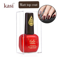 Wholesale- Fashion China high quality 15ml Kasi brand matt e...