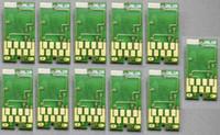 700ml Set completo 11 piezas / lote, chip restaurable para Epson Pro 7900 9900 impresora de inyección de tinta T6361-T6369 T636A T636B chip de tinta