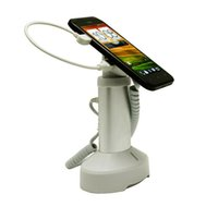 Mobile Cell Phone display stand with alarm for retail Shop
