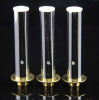 Alta qualidade 2ohm Substituição Atomizador Núcleo cabeça bobinas de aquecimento uso especial para T1 Clearomizer E-pipe 618 Atomizador Destacável Em Forma de Sax