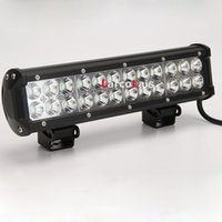 12inch 72W CREE LED Light Bar Jeep Truck Trailer 4x4 4WD SUV...