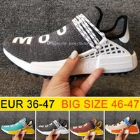 Hot New Hu NMD HUMAN RACE Trail boost man Running shoes for ...