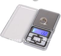 15 stks / partij Hoge Kwaliteit Pocket Balance Gewicht Elektronische Digitale LCD-sieraden Diamantschaal Wegen 0,01 g x 200 g met doos