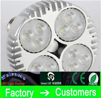LED PAR30 40W 50W LED Spotlight Par 30 20 led bulb with Fan ...