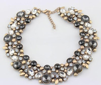 8 Photos Wholesale chunky costume jewelry - NEW Necklace Vintage Costume Chunky Choker statement necklace women luxury wing  sc 1 st  DHgate.com & Wholesale Chunky Costume Jewelry - Buy Cheap Chunky Costume Jewelry ...