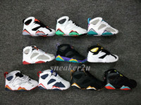 Cheap Kids Retro VII 7 Pantone Hare TINKER ALTERNATE OLYMPIC...