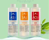 Solução da casca do Aqua 400ml pelo soro facial do Hydra do soro facial do Aqua da garrafa para a pele normal