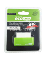 2015 New Arrival EcoOBD2 Benzine Chip Tuning Box Plug and Dr...