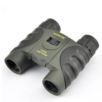 Visionking 10x25 Roof Binoculars Backpacking Multisport high...