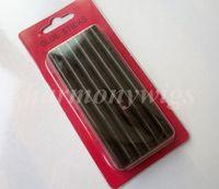 Расплава клея палочки 7mmx100mm для электрического клея пистолет ремесло альбом ремонт человеческих волос extensions инструменты 4colors 12 шт. / лот