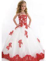 2021 Abiti da fiori delle ragazze di modo Vestiti per vestito formale delle ragazze, vestito da sera formale (personalizzato -2--14)
