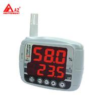 Temperatur-Feuchtigkeits-Taupunkt-Meter-Prüfgerät-Datenlogger 16K Speicher-USB-rote LED-Anzeige 8809
