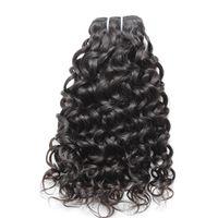 Brezilyalı Saç Paketler Remy Virgin İnsan saç örgüleri Uzantıları Çift Atkı Vizon Saç Su Dalgası Bellahair