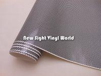 Car Graphics Spi Vision Película de malla perforada Linterna Tinte ROAD LEGAL VINYL Película de tinte de ventana MOT como Fly Eye 1.07x50M / Roll